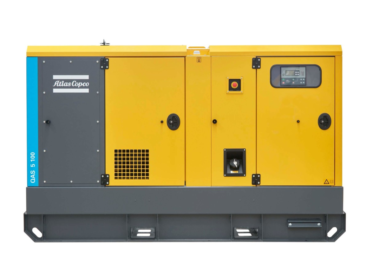 Generatoren Atlas Copco - QAS100