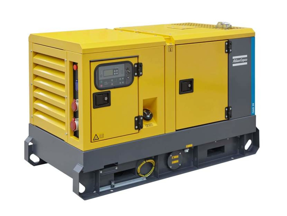 Generatori Atlas Copco - QAS20