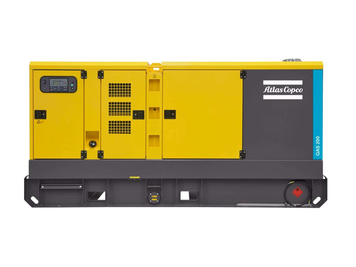 Generatoren Atlas Copco - QAS200