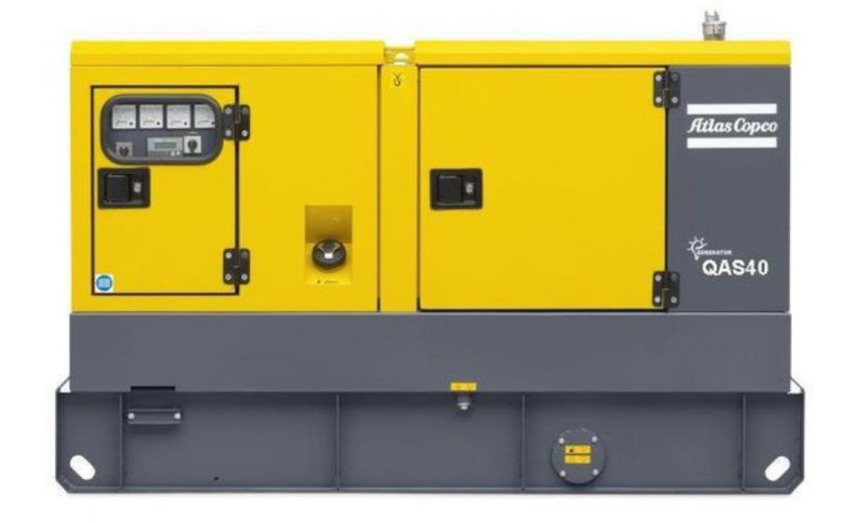 Generatori Atlas Copco - QAS40