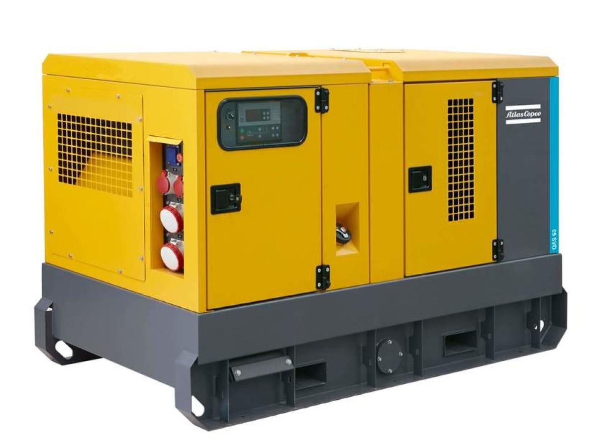 Generatori Atlas Copco - QAS60