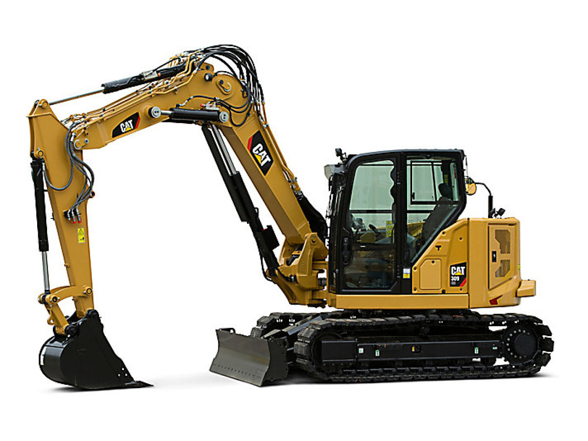 Miniescavatore Caterpillar - 309 CR VAB