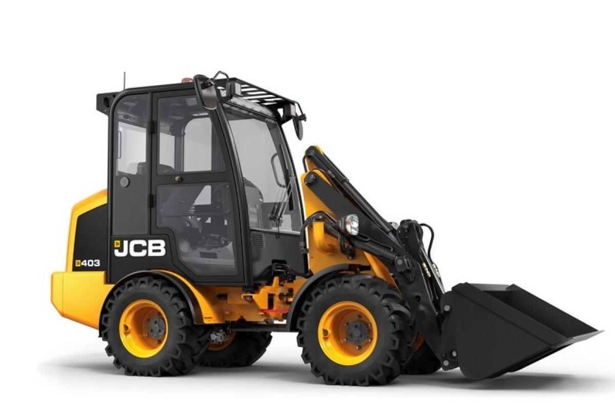 Radlader JCB - 403