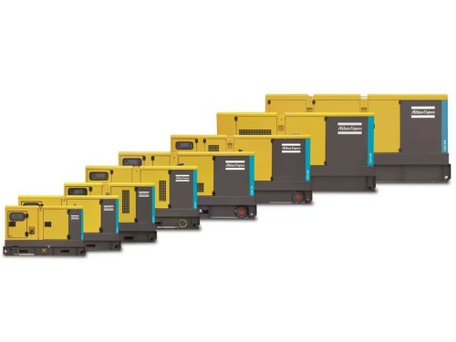 Generatori Atlas Copco - QAS325